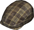 Brown Flat Cap.png