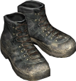 Hiking Boots Black.png